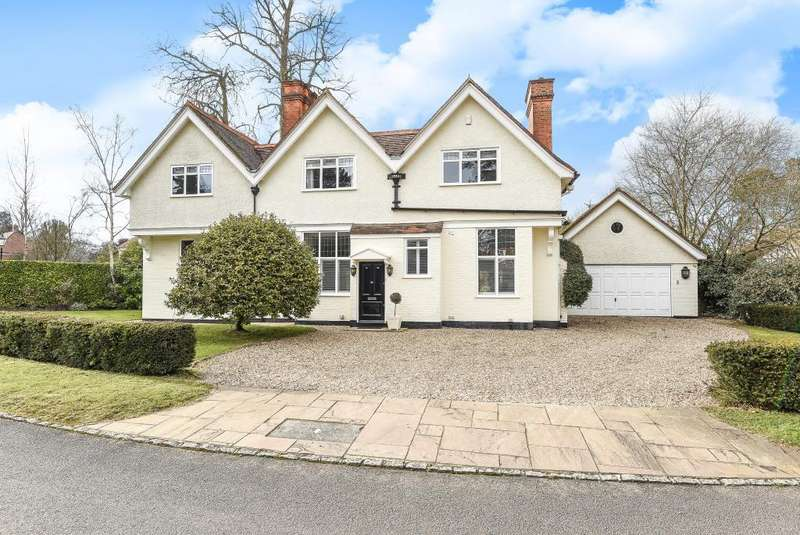 5 Bedrooms Detached House for sale in Ascot, Berkshire, SL5