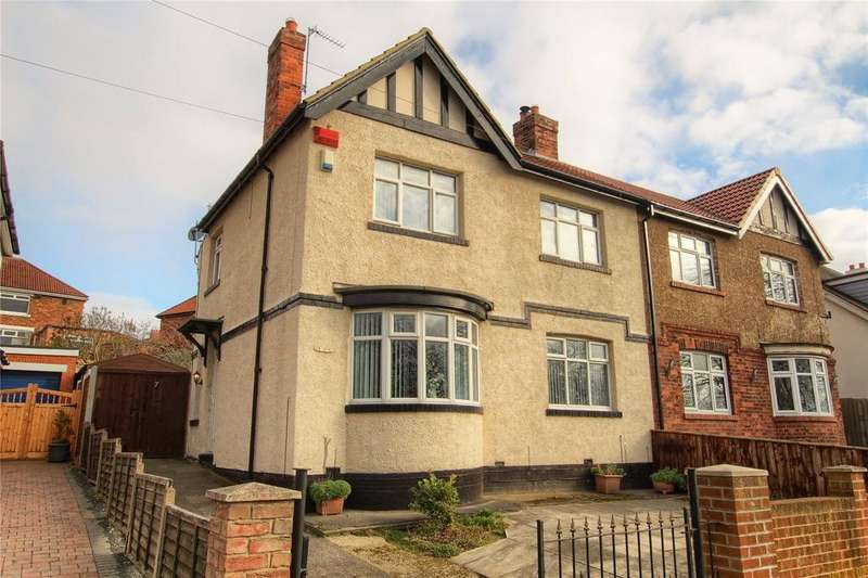 3 Bedrooms Semi Detached House for sale in By Pass Road, Billingham