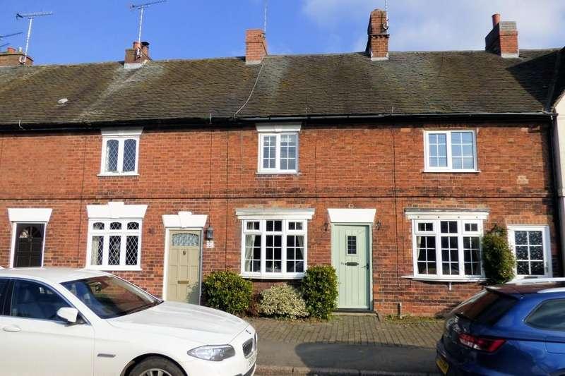 2 Bedrooms Cottage House for sale in Efflinch Lane, Barton Under Needwood