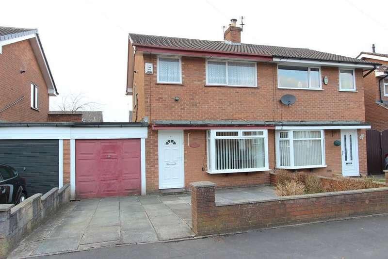 3 Bedrooms Semi Detached House for sale in Wilsthorpe Close, Levenshulme/Heaton Chapel