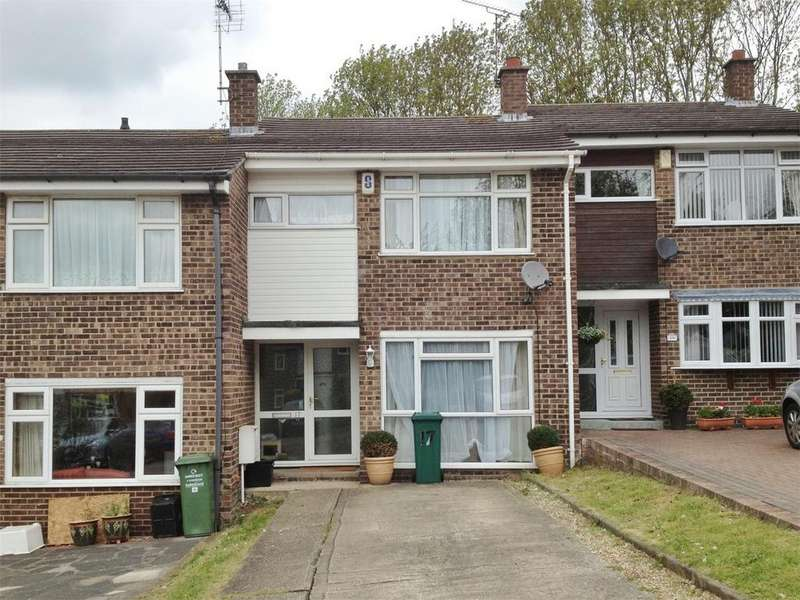 3 Bedrooms Terraced House for rent in 17 Holbrook Close, BILLERICAY
