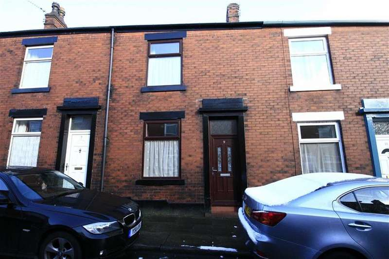 2 Bedrooms Terraced House for sale in 9, Penrith Street, Deeplish, Rochdale, OL11