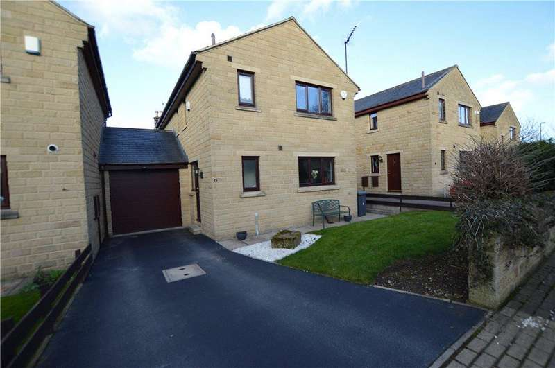 3 Bedrooms Detached House for sale in Schoolgate, Barwick in Elmet, Leeds, West Yorkshire