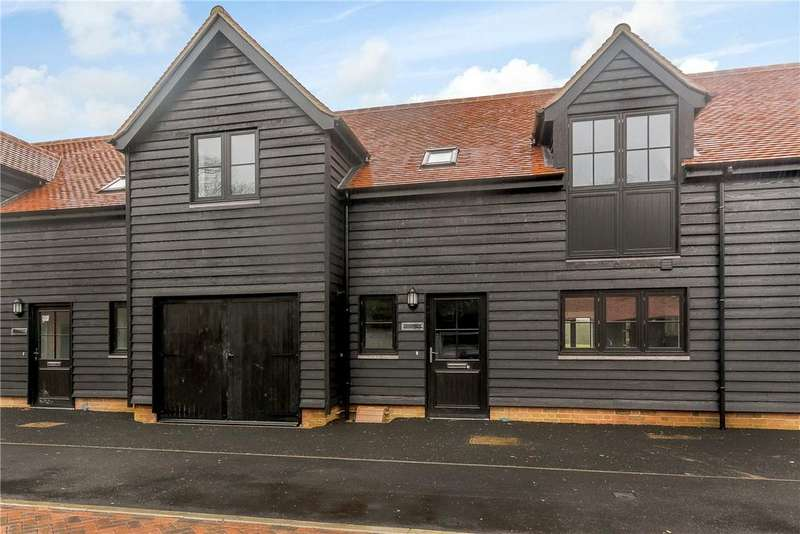 4 Bedrooms House for sale in Beauchamp House, Sandleford Farm, Newtown Road, Newbury, RG20