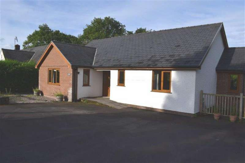 2 Bedrooms Detached Bungalow for rent in Hendre, Cwmllinau, Nr Machynlleth, Powys, SY20
