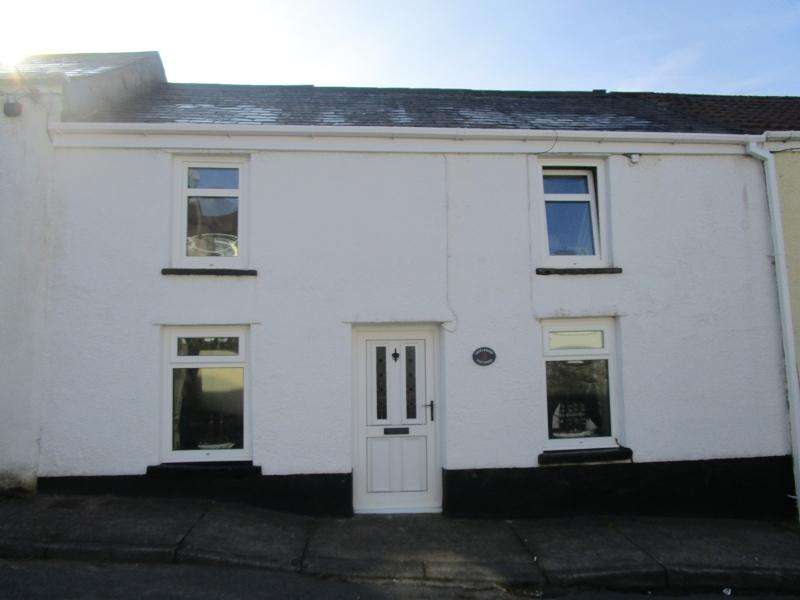 2 Bedrooms Terraced House for sale in 3 Trefleming Cottages Hennoyadd Road, Abercrave, Swansea.