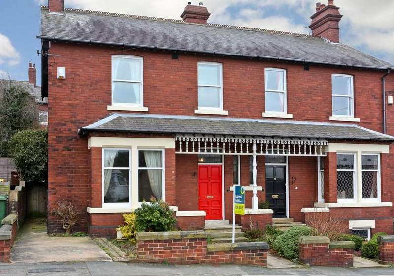 3 Bedrooms Semi Detached House for sale in St Johns Mount, St Johns
