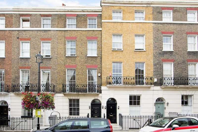 5 Bedrooms Flat for sale in Albion Street, Bayswater
