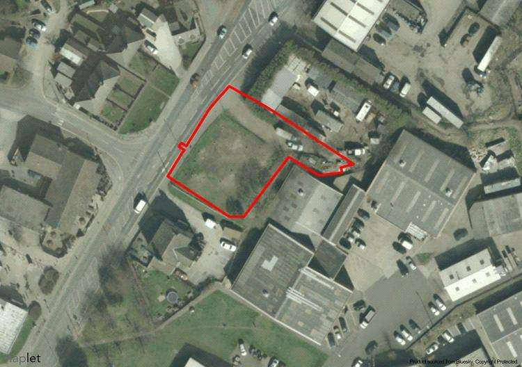 Land Commercial for sale in Huddersfield Road, Low Moor, Bradford, West Yorkshire