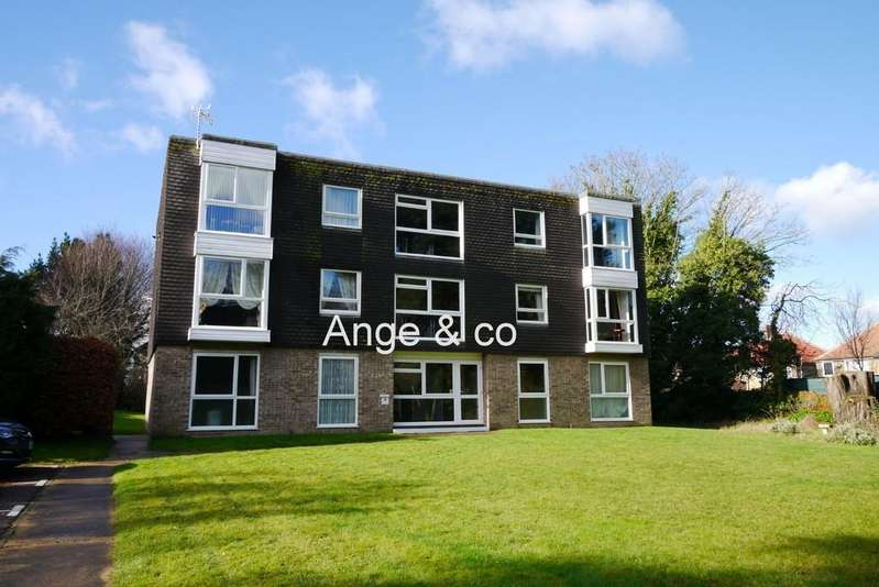 2 Bedrooms Flat for sale in Dell Court, South Oulton Broad, Lowestoft