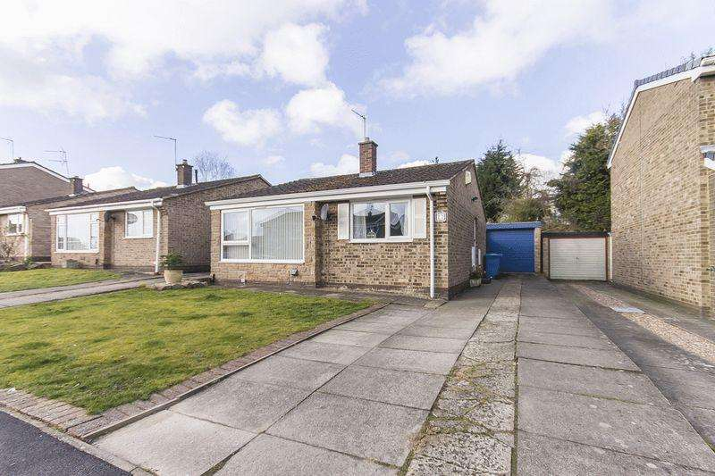 2 Bedrooms Detached Bungalow for sale in Plough Gate, Darley Abbey