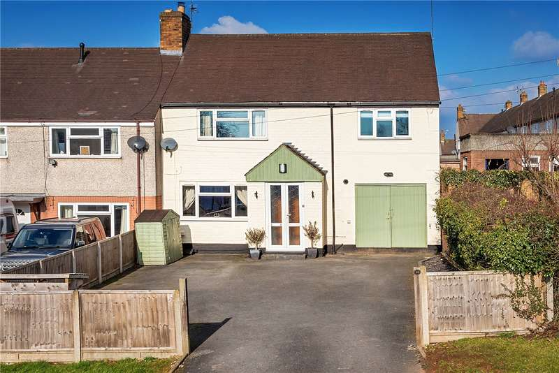 5 Bedrooms End Of Terrace House for sale in 46 Peacock Hill, Alveley, Bridgnorth, Shropshire, WV15