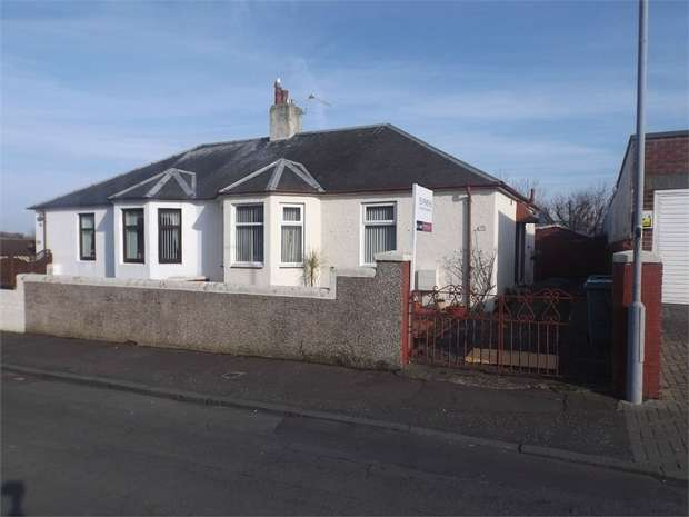 2 Bedrooms Semi Detached House for sale in Lawson Street, Ayr