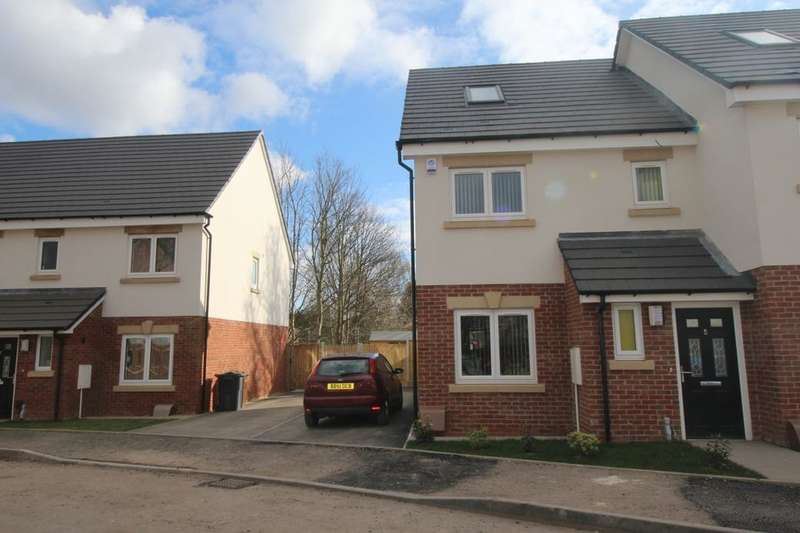 4 Bedrooms Semi Detached House for sale in The Park Gatis Street, Wolverhampton, WV6