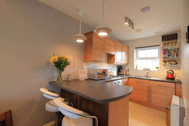 2 Bedrooms Flat for sale in Highfield Rise, Chester Le Street, DH3