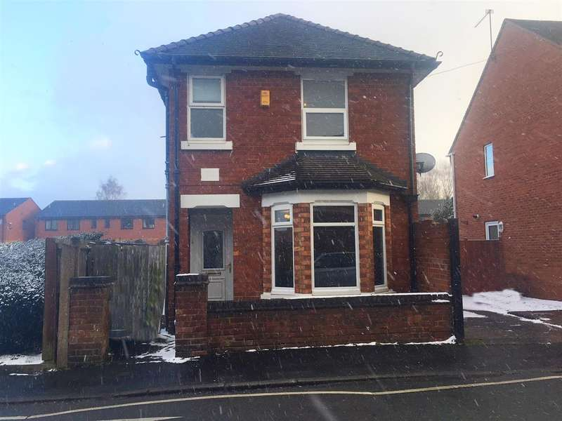3 Bedrooms Detached House for sale in Izaak Walton Street, 'Grafton Cottage', Stafford