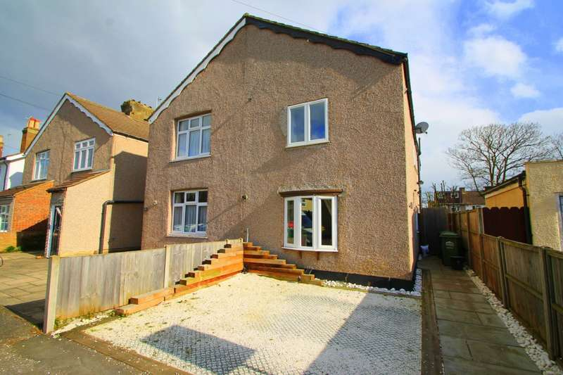 4 Bedrooms Semi Detached House for sale in Adelaide Road, Ashford, TW15