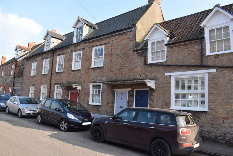 3 Bedrooms Terraced House for sale in Southover, Wells, Somerset, BA5