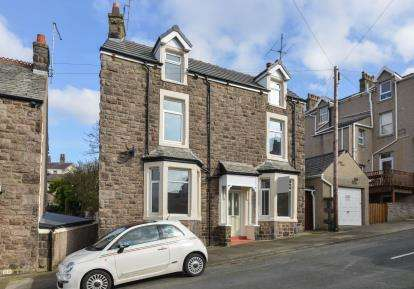 4 Bedrooms Detached House for sale in St Marys Road, Heysham, Morecambe, Lancashire, LA3