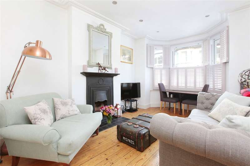 1 Bedroom Flat for sale in Arlesford Road, Clapham, London, SW9