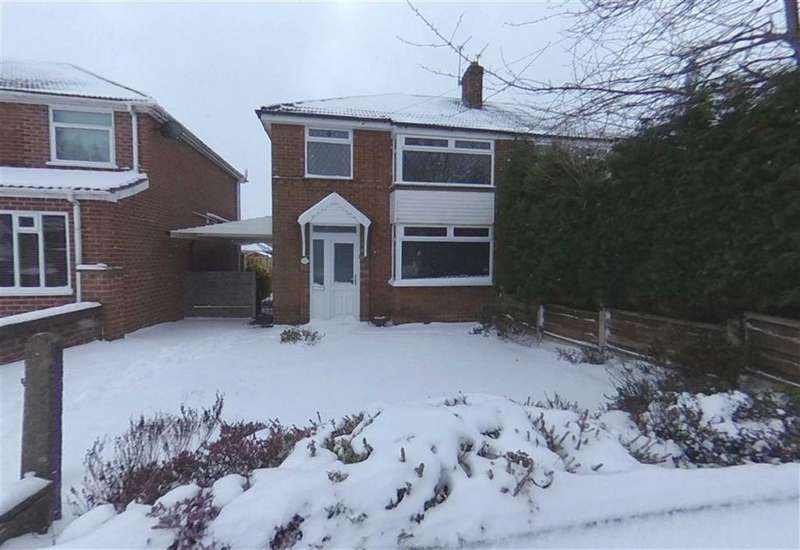 3 Bedrooms Semi Detached House for sale in Dene Brow, Denton, Manchester