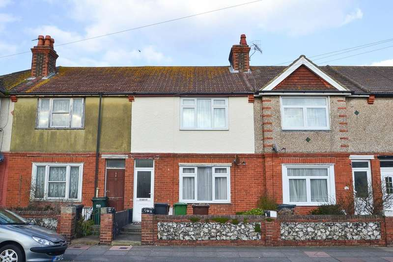 2 Bedrooms Terraced House for sale in Waterworks Road, Eastbourne