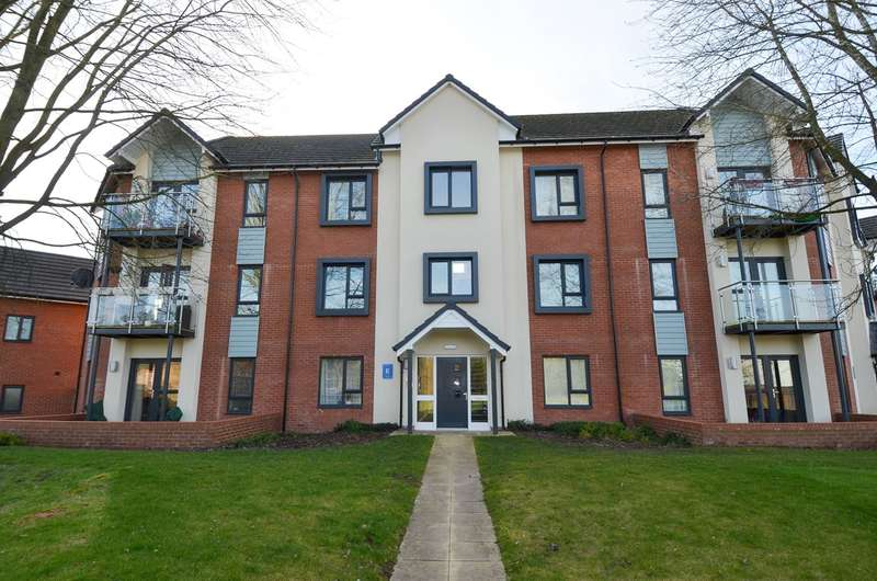 2 Bedrooms Apartment Flat for sale in Shannon Road, Kings Norton , Birmingham, B38