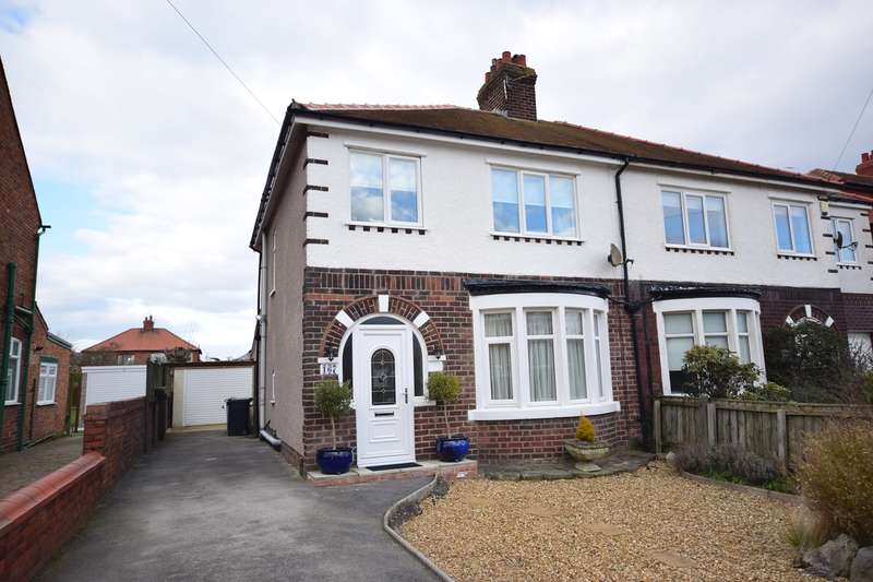 3 Bedrooms Semi Detached House for sale in St Leonards Road East, Lytham St Annes, FY8