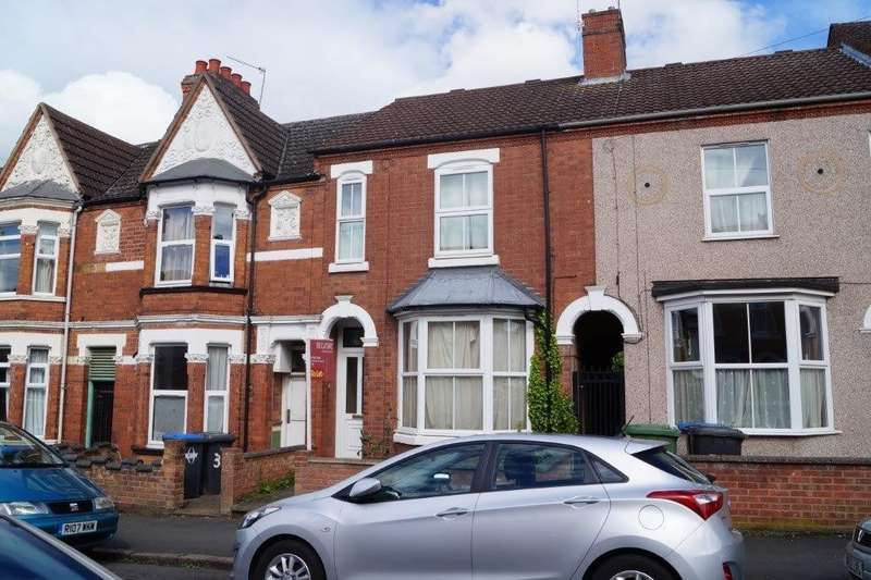 3 Bedrooms Terraced House for rent in Windsor Street, Town Centre, Rugby CV21