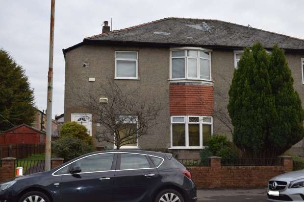 3 Bedrooms Flat for sale in Kirriemuir Avenue, Cardonald, Glasgow, G52