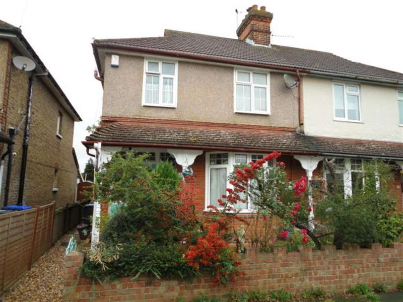 3 Bedrooms Semi Detached House for sale in Byways, Burnham, Slough Berkshire, SL1 7EB
