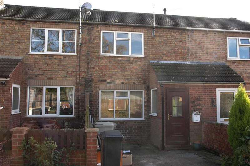 2 Bedrooms Terraced House for sale in Alma Place, Spilsby, Lincolnshire, PE23 5LB