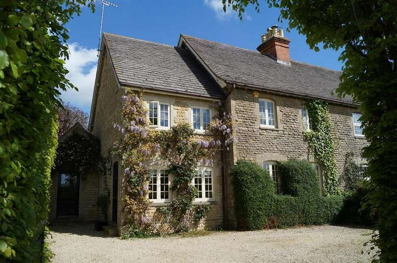 4 Bedrooms Semi Detached House for rent in Kelmscott, Oxfordshire