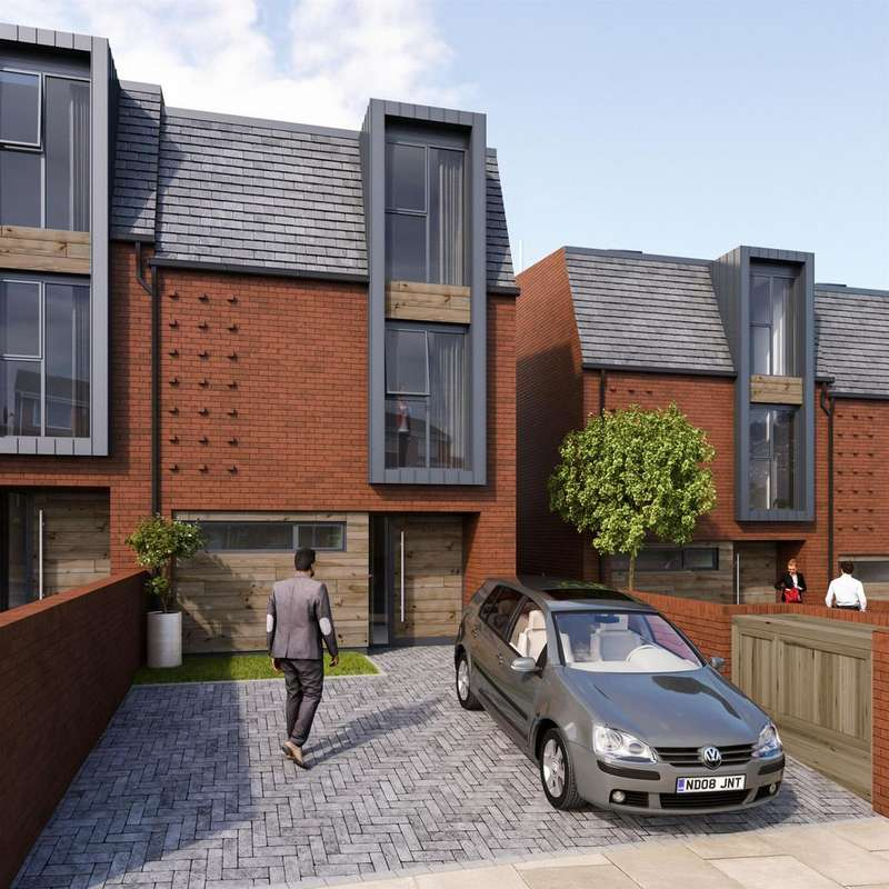 4 Bedrooms House for sale in Darmonds Green, Liverpool, L6 0BB