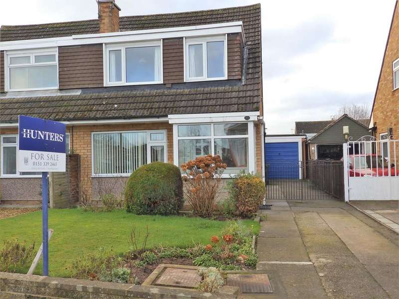 3 Bedrooms Semi Detached House for sale in Ripon Avenue, Little Sutton , Cheshire, CH66 4ST