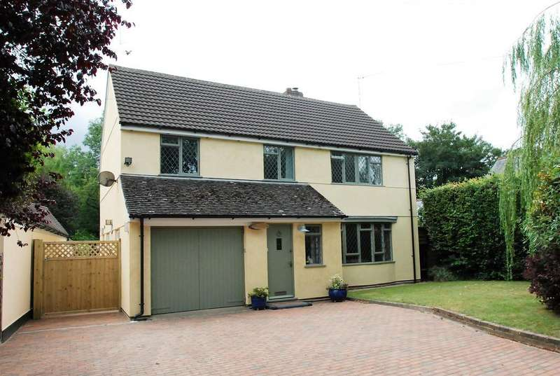 5 Bedrooms Detached House for sale in Aspenden, Buntingford