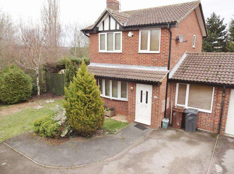 3 Bedrooms Detached House for sale in Catchpole Close, Corby