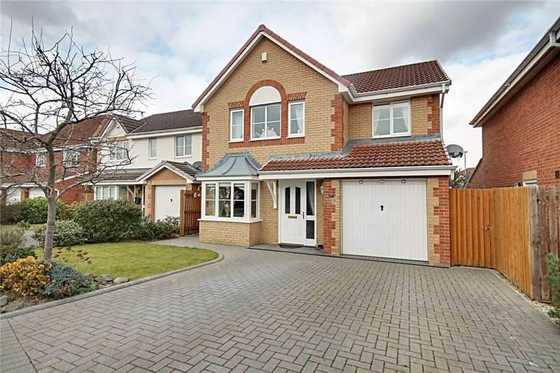 4 Bedrooms Detached House for sale in Church Field Way, Ingleby Barwick