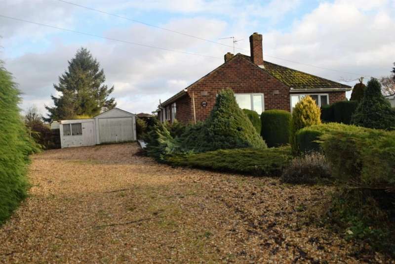 2 Bedrooms Bungalow for sale in Tattershall Road, Woodhall Spa, LN10 6TL