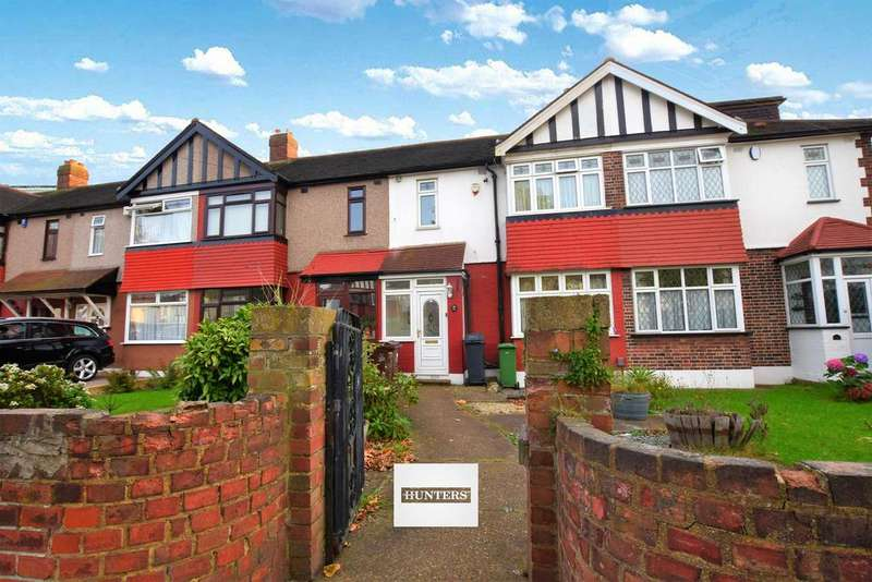 4 Bedrooms Terraced House for sale in Salcombe Drive, Chadwell Heath, RM6