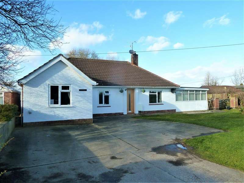 4 Bedrooms Detached Bungalow for sale in Main Street, Gayton Le Marsh,
