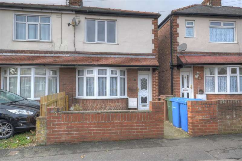 2 Bedrooms Semi Detached House for sale in St. Jude Road, Bridlington, YO16 7LD
