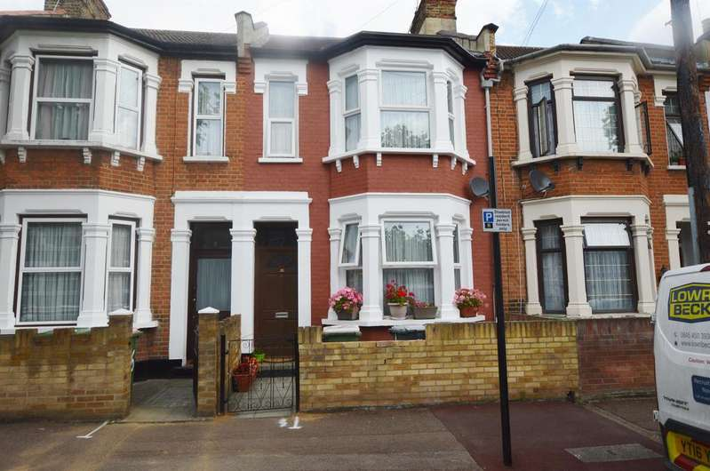 3 Bedrooms Terraced House for sale in Goldsmith Avenue, Manor Park, London, E12 6QD