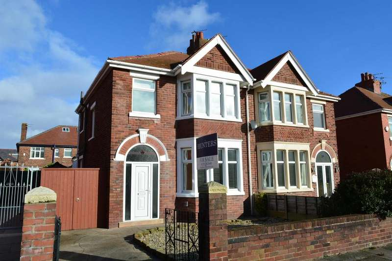 3 Bedrooms Semi Detached House for sale in St Martins Road, Blackpool, Lancashire, FY4