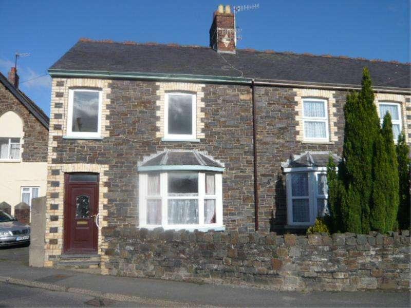 3 Bedrooms End Of Terrace House for rent in Chapel Terrace, Landkey, Barnstaple