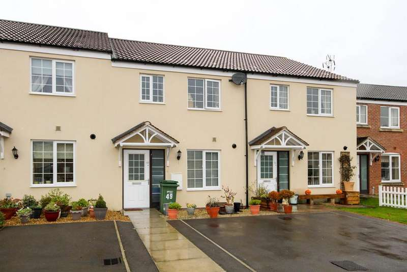 3 Bedrooms Terraced House for sale in Chestnut Park, Kingswood, Gloucestershire, GL12 8RJ
