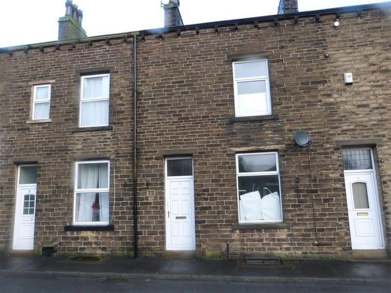 3 Bedrooms Terraced House for sale in Nile Street, Cross Roads, Bradford, BD22 9ED