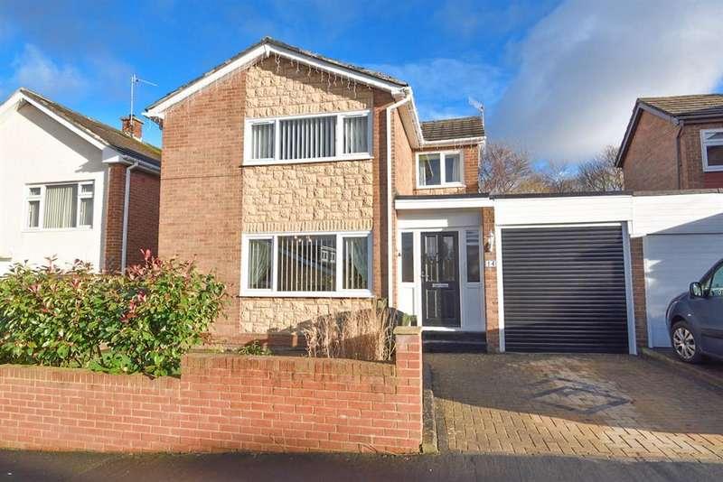 3 Bedrooms Detached House for sale in Glenside, Shotley Bridge, DH8 0DN