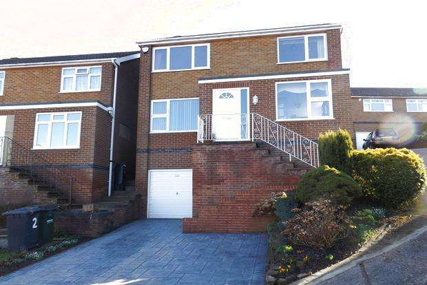 4 Bedrooms Detached House for sale in Digby Hall Drive, Gedling, Nottingham, NG4