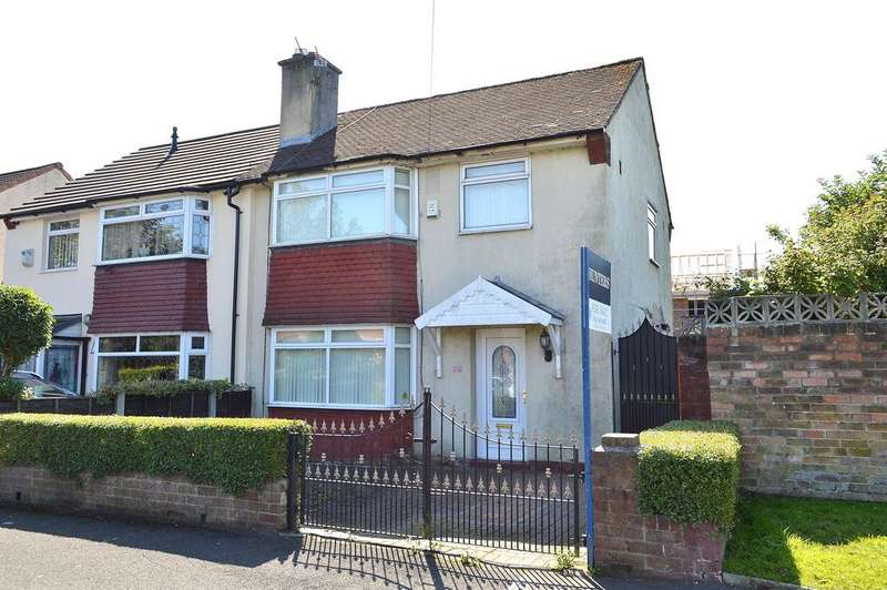 3 Bedrooms Semi Detached House for sale in Pine Tree Road, Oldham, OL8 3LQ